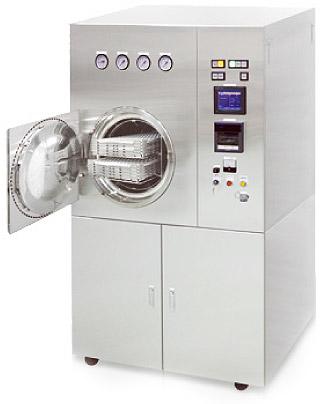 고압 샤워 멸균기 (Showering Sterilizer, Autoclave)