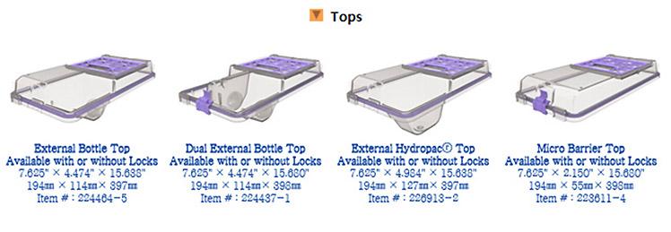 Nexgen - External Bottle Top