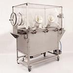 Germ-Free, Pig Tub Isolator Units