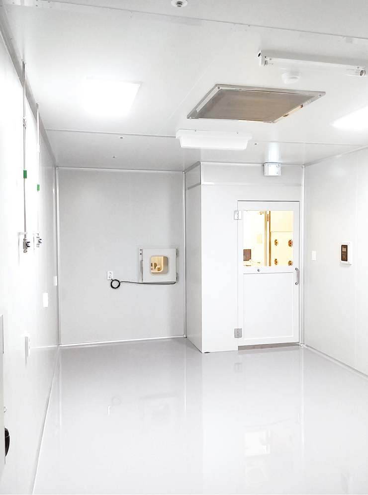 배아생성의료기관 크린룸 시스템
