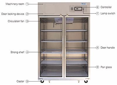 냉동 냉장 시스템 Product 주 코사 바이오 Kosa Bio Inc