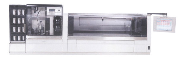 Tissue-Tek? Prisma? & Glas™ g2 Automatic Slide Stainer & Glass Coverslipper